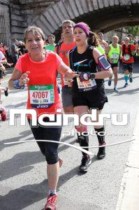 Marathon de Paris du 8 Avril 2018