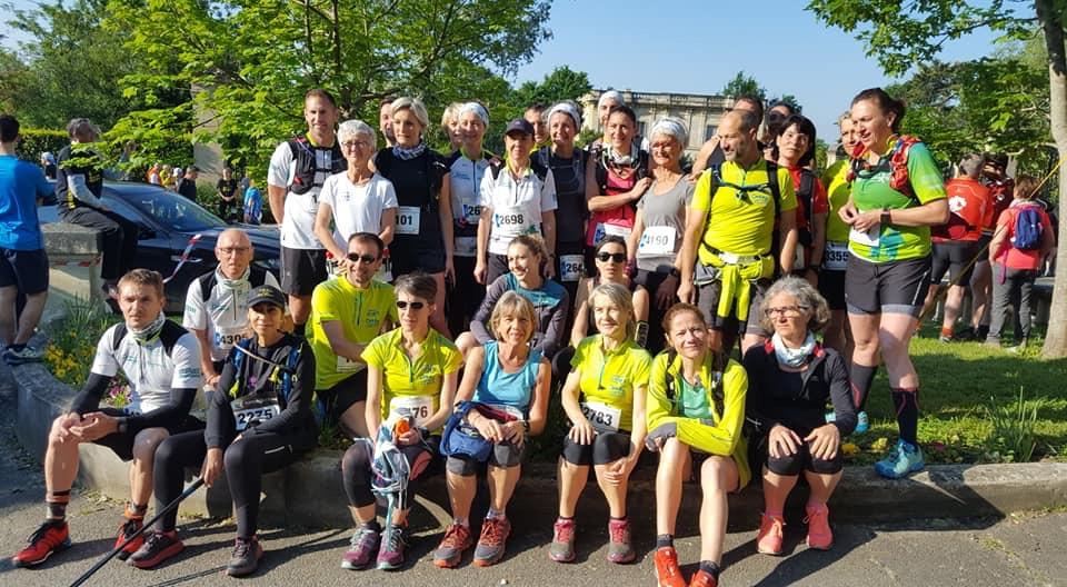 Trail de Baurech du 1er mai 2019