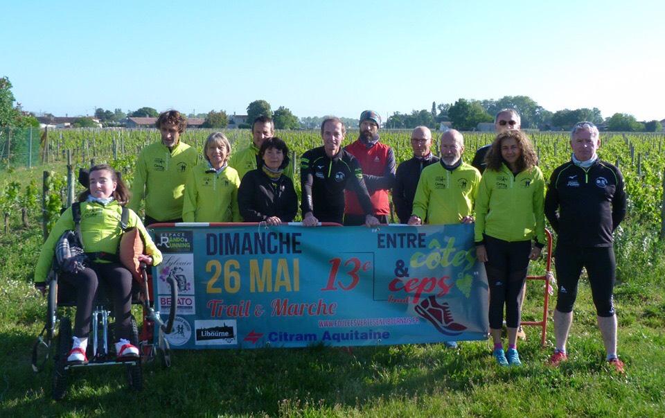 Les Foulées Vertes se préparent pour leur course du 26 mai 2019