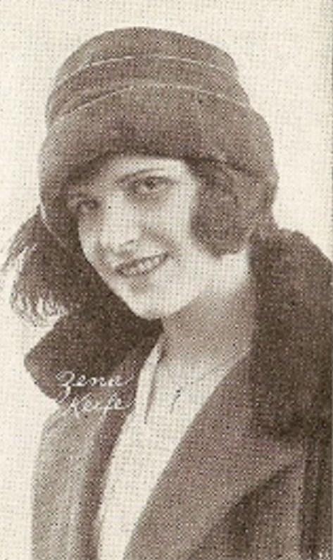 Zena Virginia Keefe