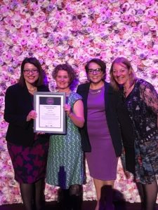 Foundation House Early Years Award