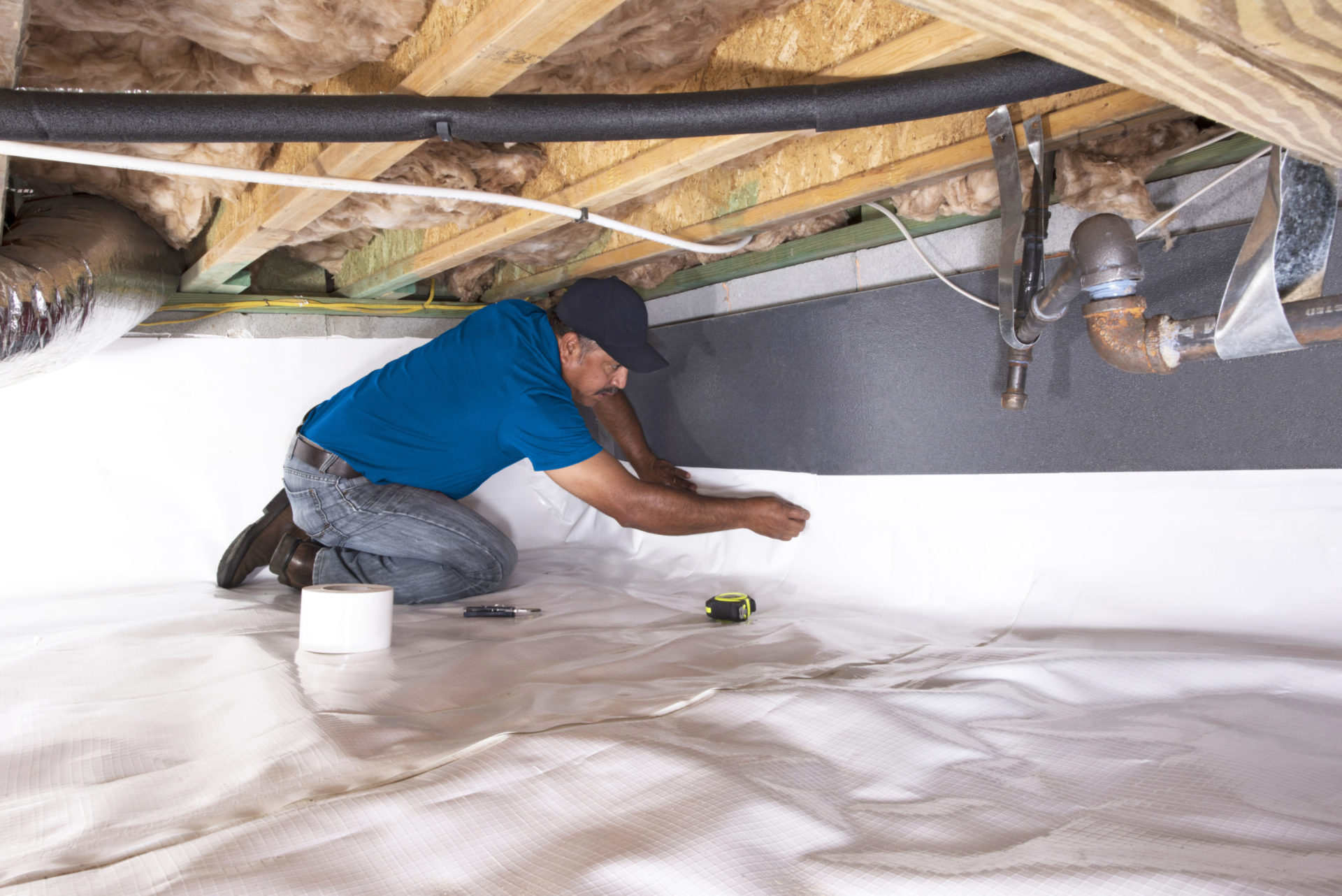 Reveled the Truth About the Crawl Space Encapsulation Facts