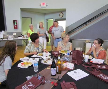 FRS Supports Safe Passage at Moberly Wine Stroll