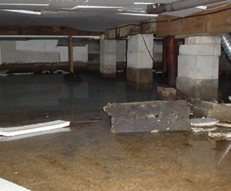 Can You Use Your Crawl Space After It Floods?
