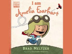 I am Amelia Earhart by Brad Meltzer (Credit: Brad Meltzer/Christopher Elipoulos)