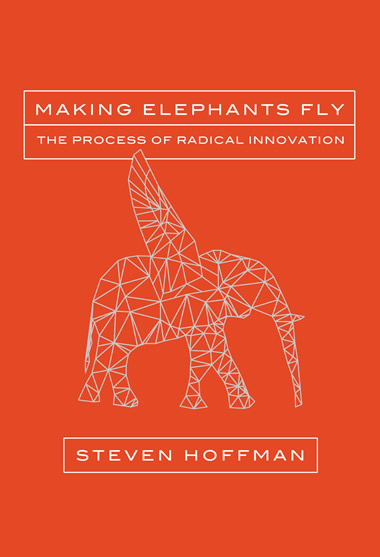 Making Elephants Fly (Book Cover) Hachette 3