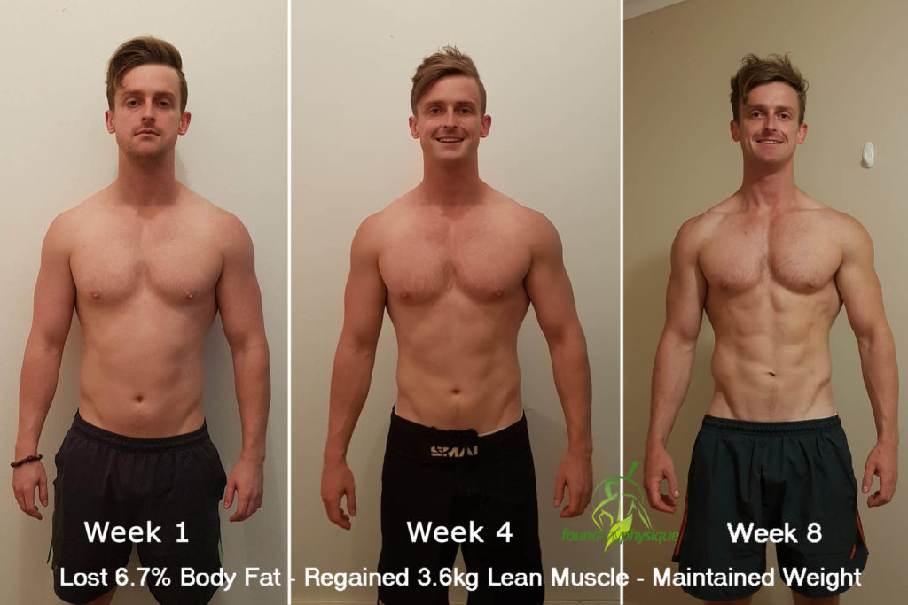 8-Week Intermittent Fasting Shred - Fitness and Nutrition Tips