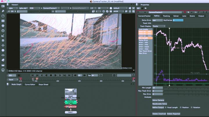 Free download nuke compositing software