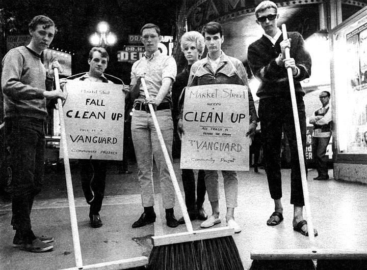 1966 Vanguard Sweep FoundSF