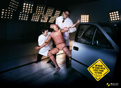 No More Crash Tests Funny Bizarre Amazing Pictures