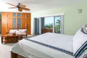 The comfortable accommodations found at Shoal Bay rentals