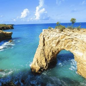 The Beautiful Anguilla Arch