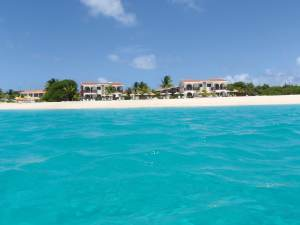 A selection of Anguilla Short term rentals, right on the beach