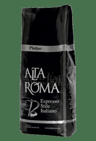 кофе в зернах, Альта Рома Платино, Alta Roma Platino