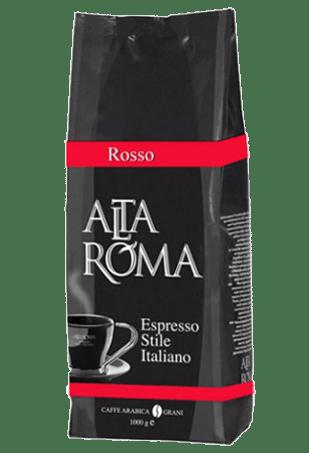 кофе в зернах, Альта Рома Росссо, Alta Roma Rosso