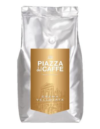 Пьяцца дель Кафе Крема Велютата Денса, Piazza del Caffee Espresso Densa, кофе в зернах, зерновой кофе