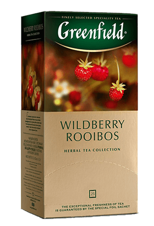 Greenfield Wildberry Rooibos
