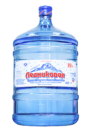 Ледниковая вода 19 литров