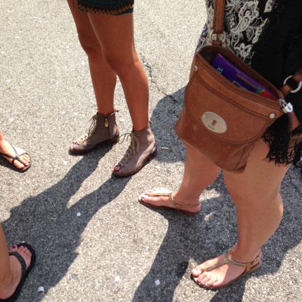 Lollapalooza, Fashion Style, Shoes