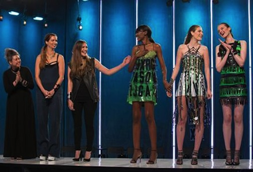 Silver Team Designs, Project Runway Season 13,