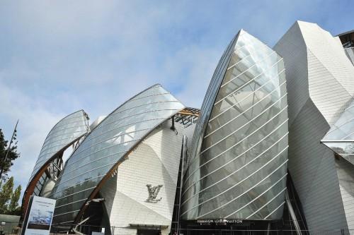 Louis Vuitton Foundation Paris