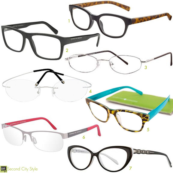 Chic Reading Glasses Eyewear