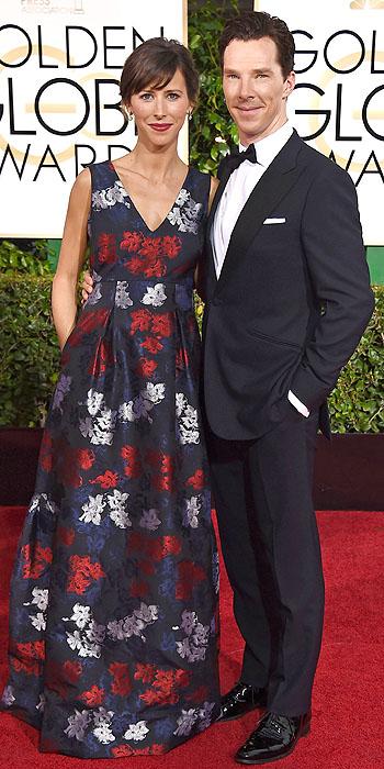 Benedict Cumberbatch & Sophie Hunter  Sophie Hunter in Erdem