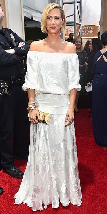 Kristen Wiig in Delphine Manivet