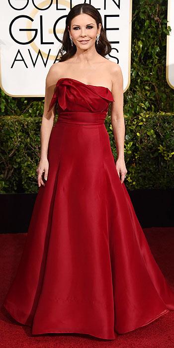 Catherine Zeta-Jones in Angel Sanchez