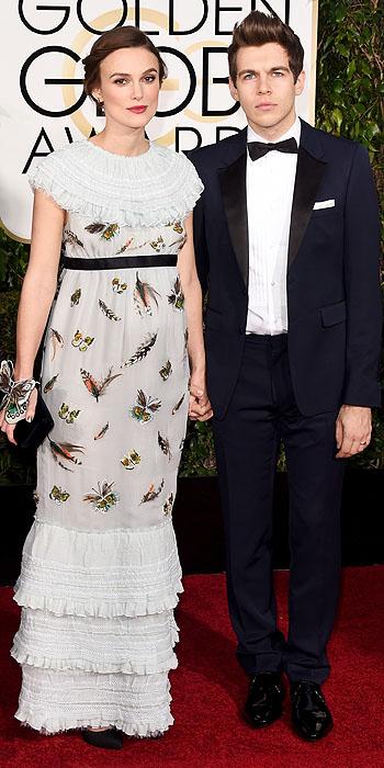 Jamie Dornan & Keira Knightley Keira Knightley in Chanel