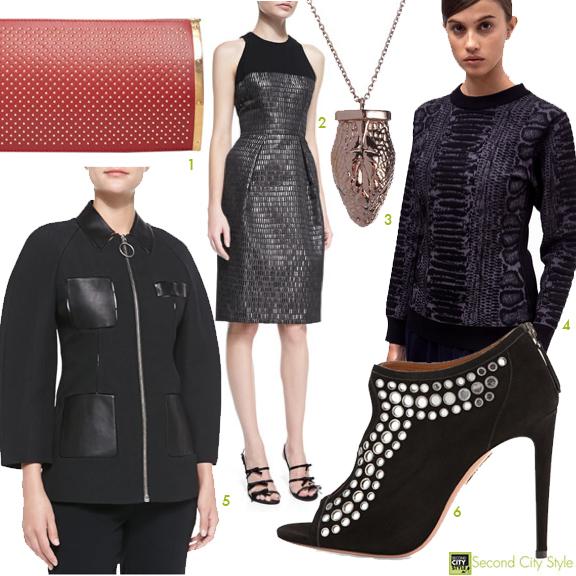 High end designer fashion on sale