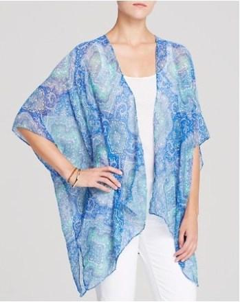 Moon & Meadow Jony Printed Kimono