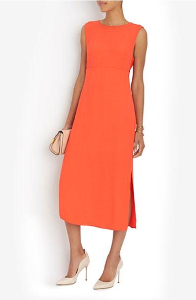A.L.C. Intermix, EXCLUSIVE, Lowry Side Slit Maxi Dress