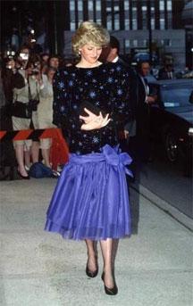 Diana-1986, Midi Dress