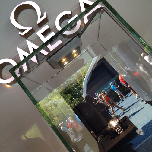 Omega-Booth