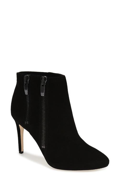 Via Spiga - 'Vashti' Almond Toe Bootie (Women) - $325 - Nordstrom