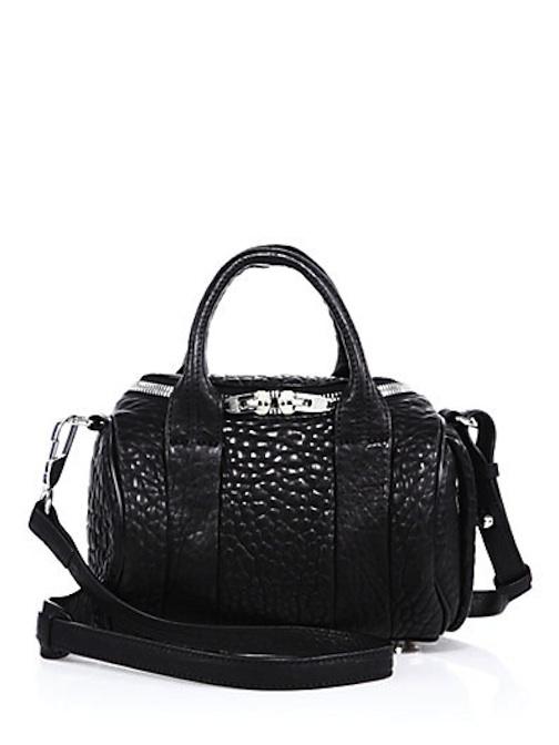 Alexander Wang, Rockie, Mini Duffle Bag