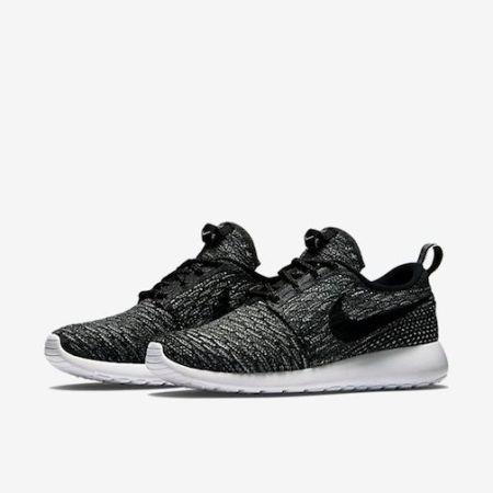 Nike-Roshe0-Flyknit-Black-Grey-Shoes