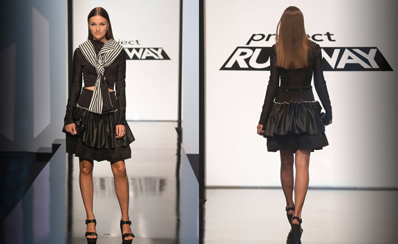 project runway 14-ep9 -Candice