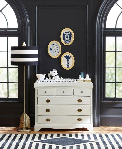 Pottery-Barn-Kids-Room-Black-white