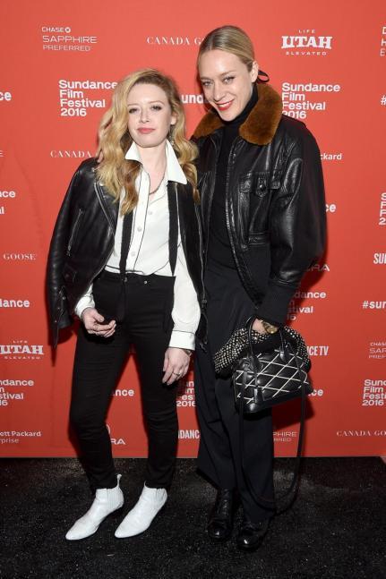 Natasha Lyonne and Chloe Sevigny Best Dressed Sundance 2016