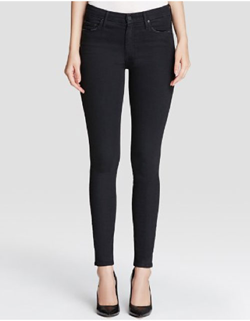 MOTHER Looker Jeans in Not Guilty