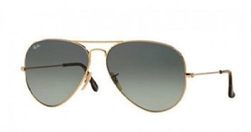 aviator-ray-bans-gold-green