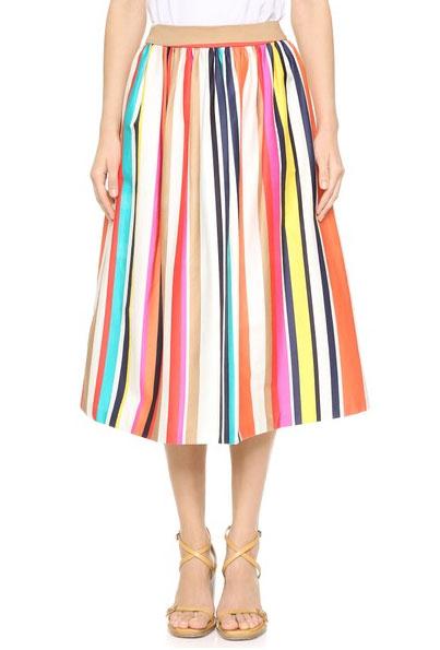 alice-olivia-full-skirt-stripes