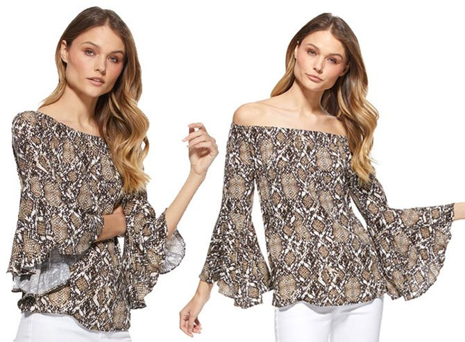 scoop on or off the shoulder top fountainof30