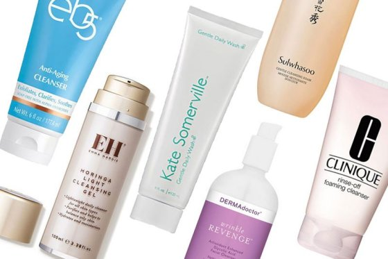 12 Of The Best Facial Cleansers For Aging/Sensitive Skin