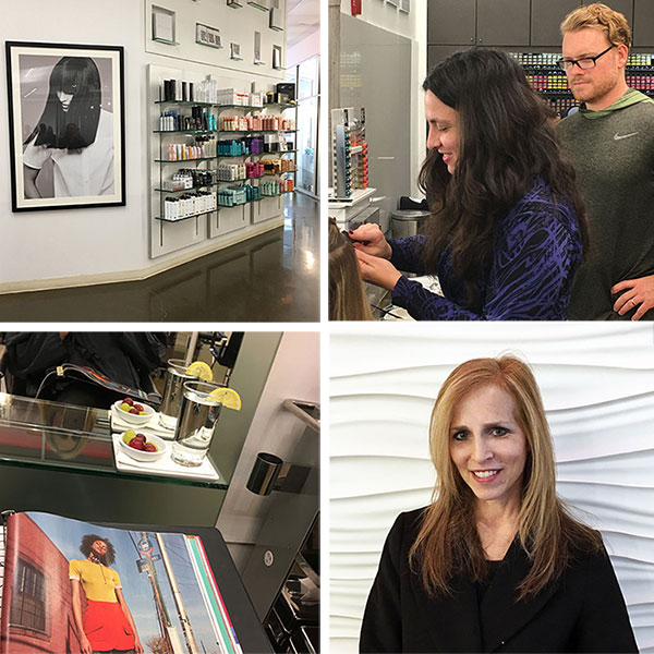 sassoon chicago experience