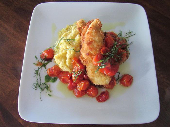 Pangea Modern Mediterranean Diet chicken Parmesan