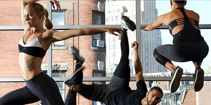 Equinox Supports the LGBTQA Community and Pride outdoor fitness series