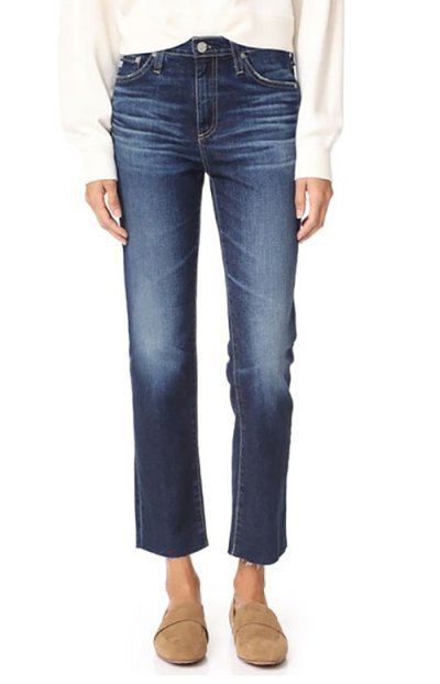 7 jean styles women over 40 should have cropped